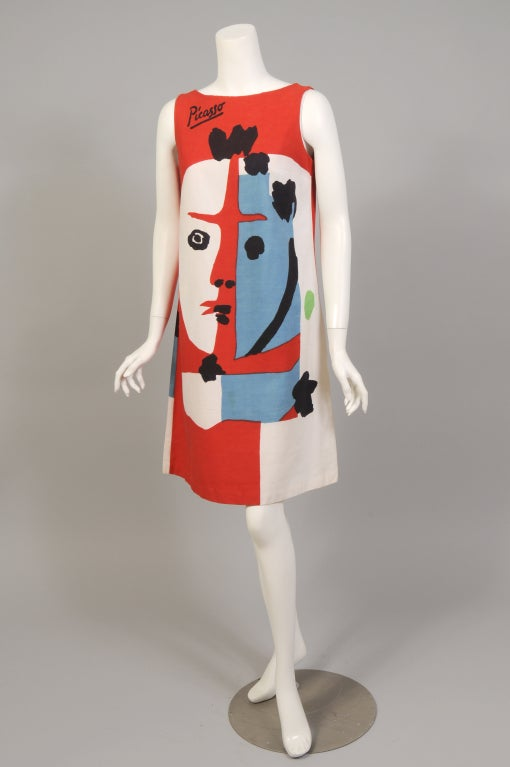Picasso Dress At 1stdibs