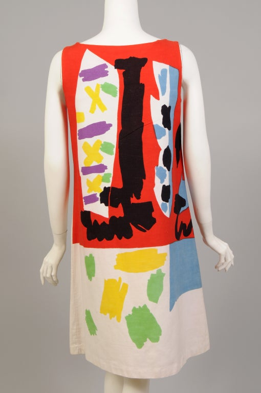 Picasso Dress 7