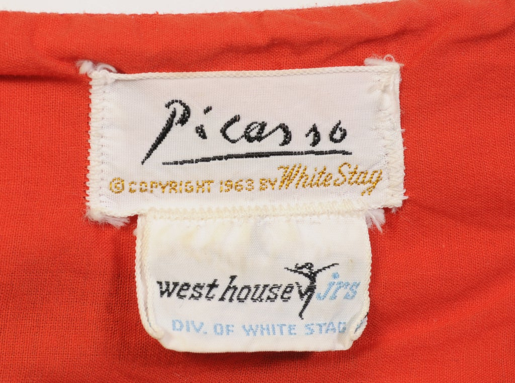 Picasso Dress 8
