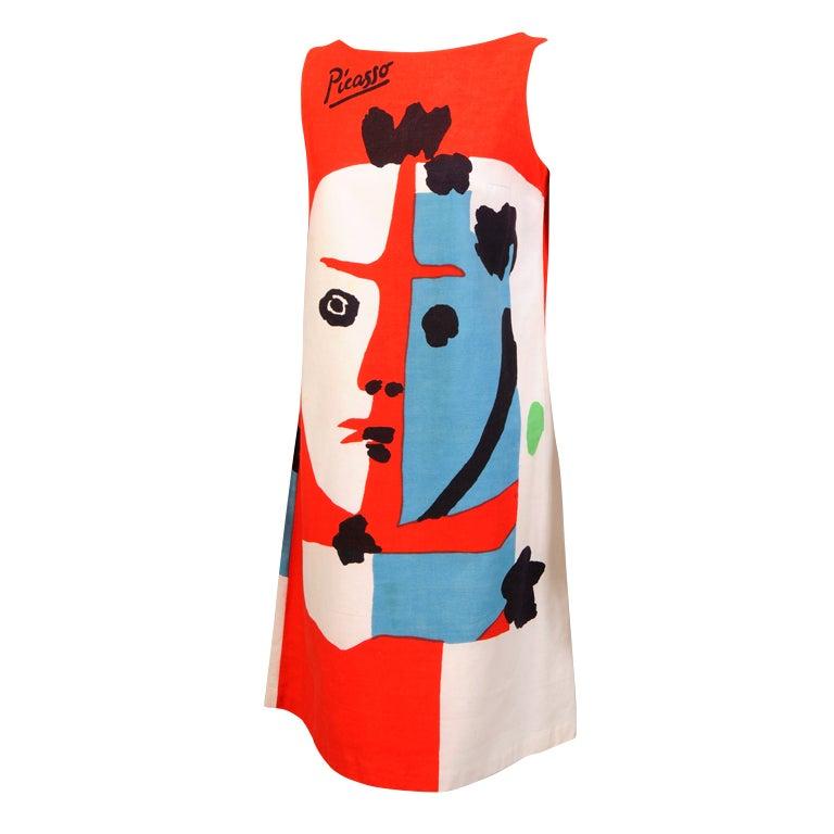 Picasso Dress 1