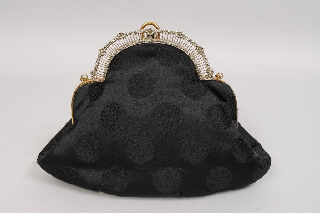 Jacomo, Paris Marcasite & Silk Bag 2