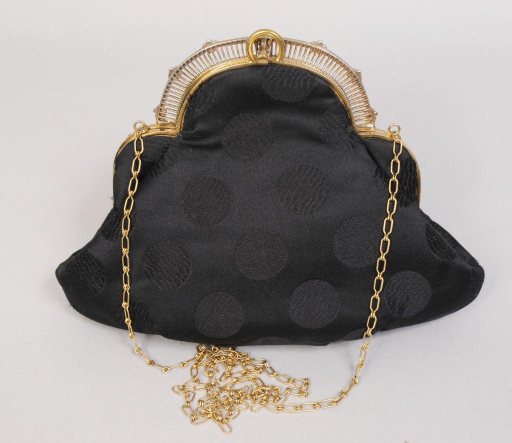 Jacomo, Paris Marcasite & Silk Bag 4