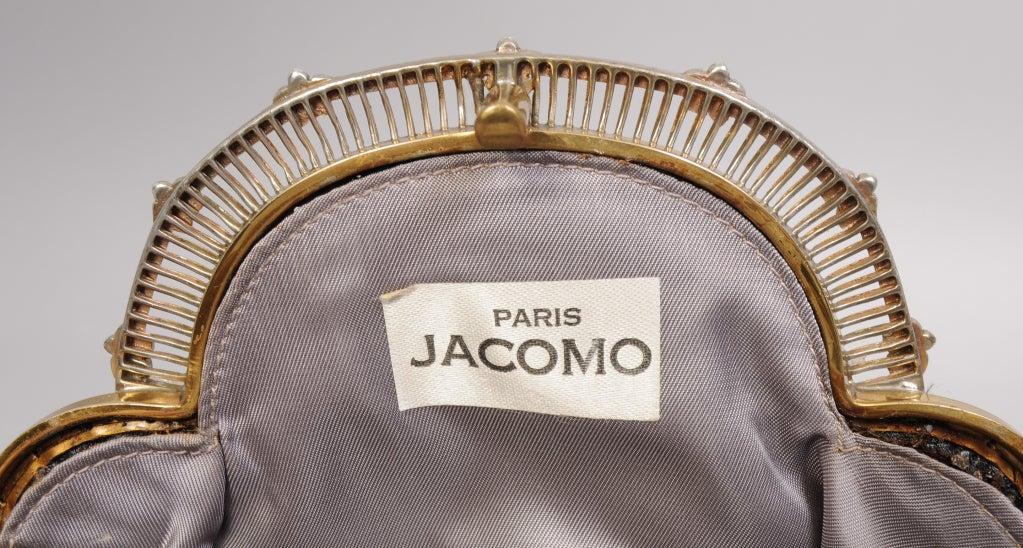 Jacomo, Paris Marcasite & Silk Bag 5