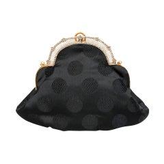 Jacomo, Paris Marcasite & Silk Bag