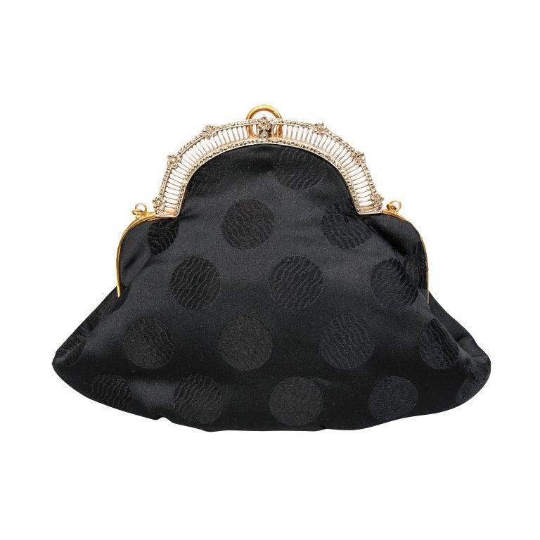 Jacomo, Paris Marcasite & Silk Bag 1