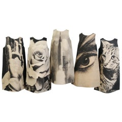 London Series Paper Dresses, Complete 1st Edition
