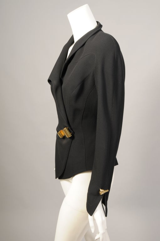 Thierry Mugler Architectural Jacket 3