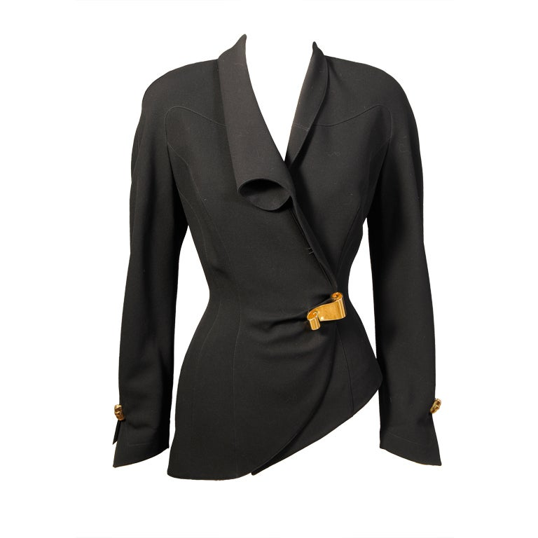 Thierry Mugler Architectural Jacket 1