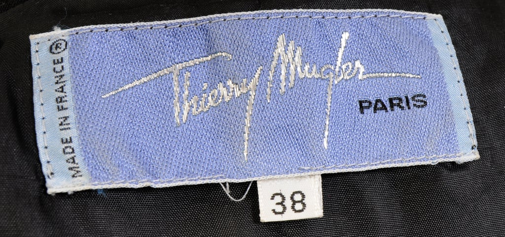 Thierry Mugler Architectural Jacket 5