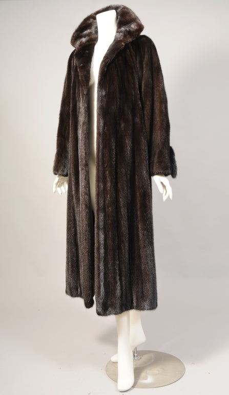 Ranch Mink Coat 2