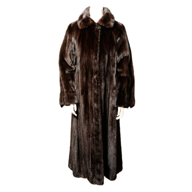 Ranch Mink Coat 1
