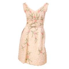 Karen Stark for Harvey Berin Appliqued Lace & Ribbon