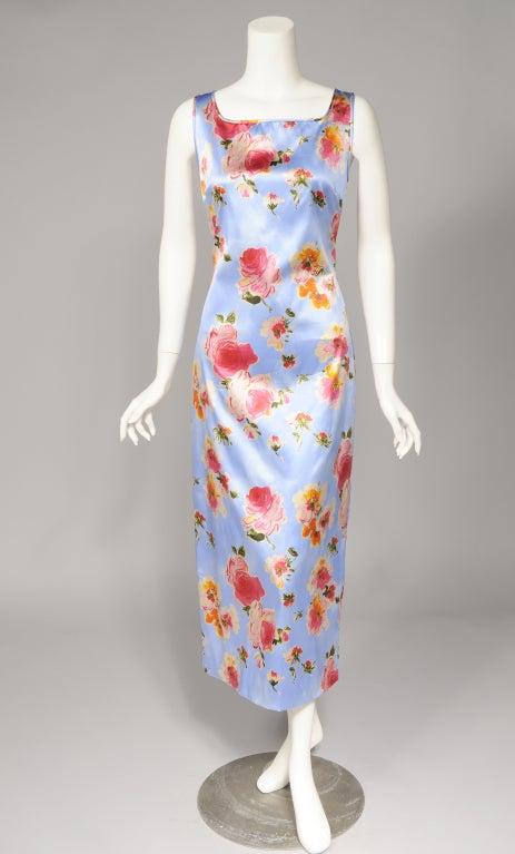 Dolce & Gabbana Silk Print Dress 2