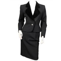 Yves Saint Laurent Evening Suit