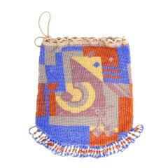 Wiener Werkstatte Beaded Bag
