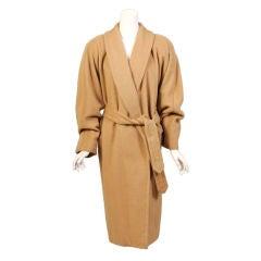 Carolyn Roehm Polo Coat