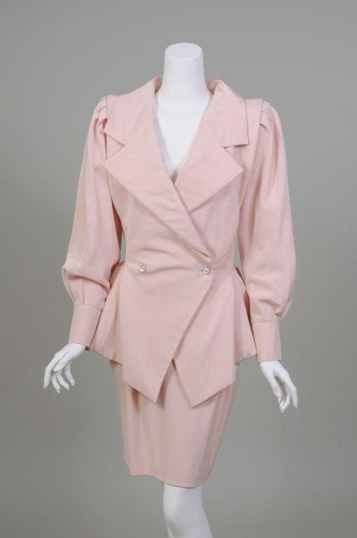 Emanuel Ungaro Haute Couture Suit 7