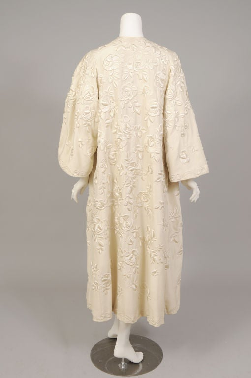 Exquisite Chinese Hand Embroidered Coat 4