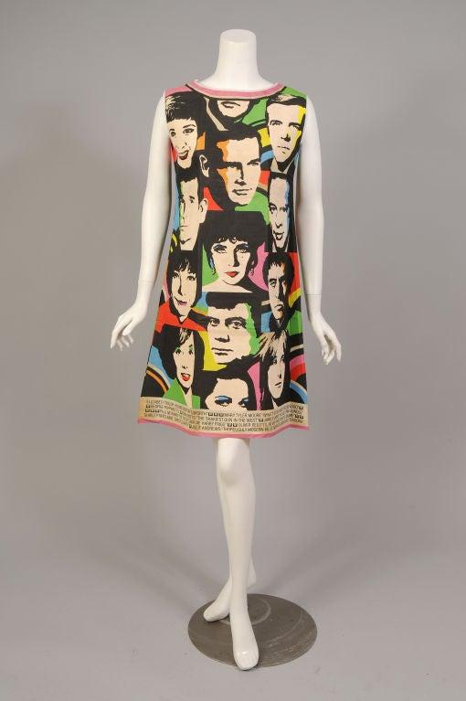 Universal Studios Paper Dress,1968 2