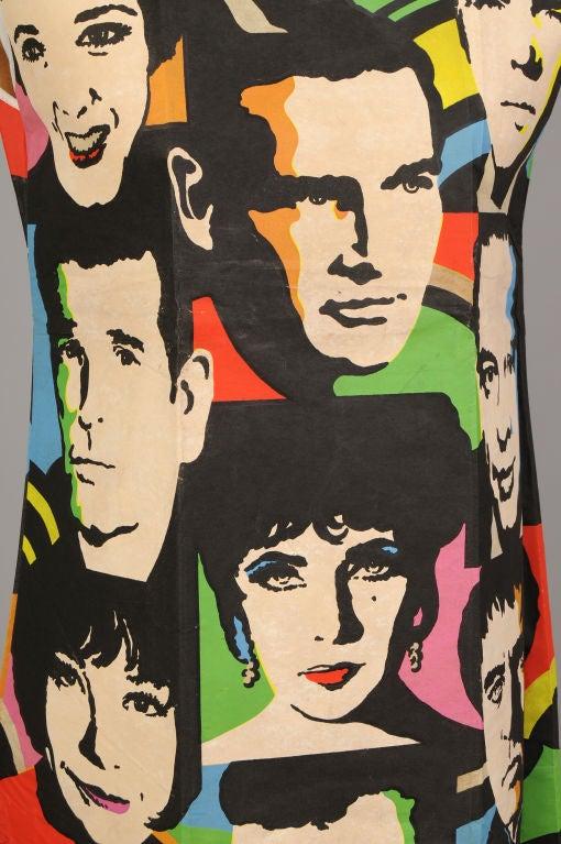 Universal Studios Paper Dress,1968 4