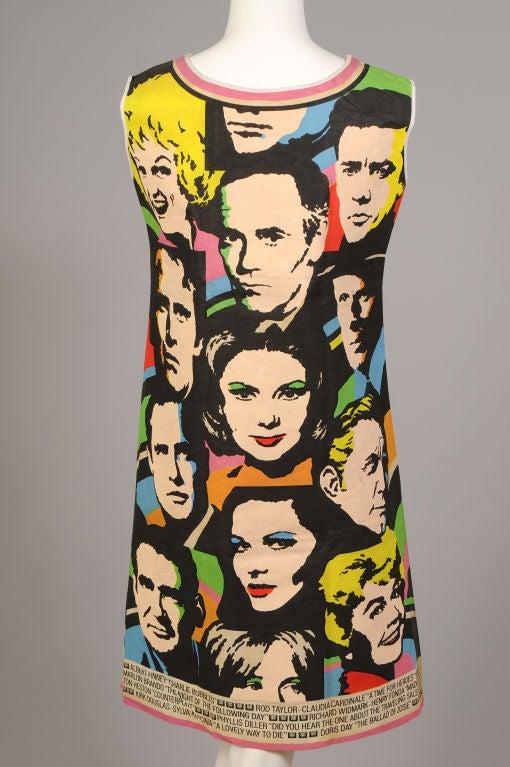 Universal Studios Paper Dress,1968 5