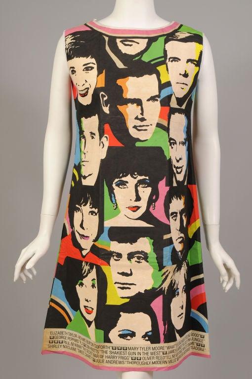 Universal Studios Paper Dress,1968 9
