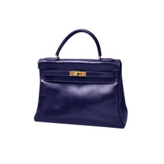 Vintage Hermes 32cm Kelly Bag