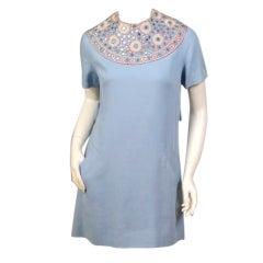 Tina Leser Mini Dress