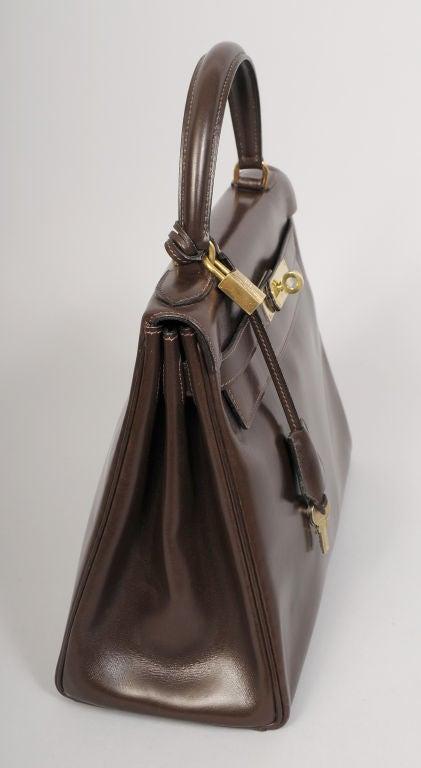 Women's Vintage Hermes Kelly Bag