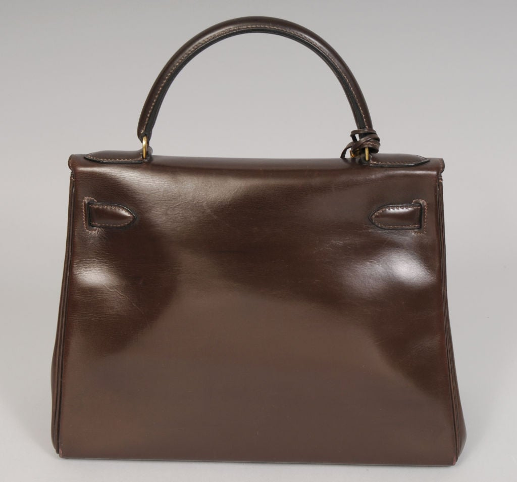 Vintage Hermes Kelly Bag 1
