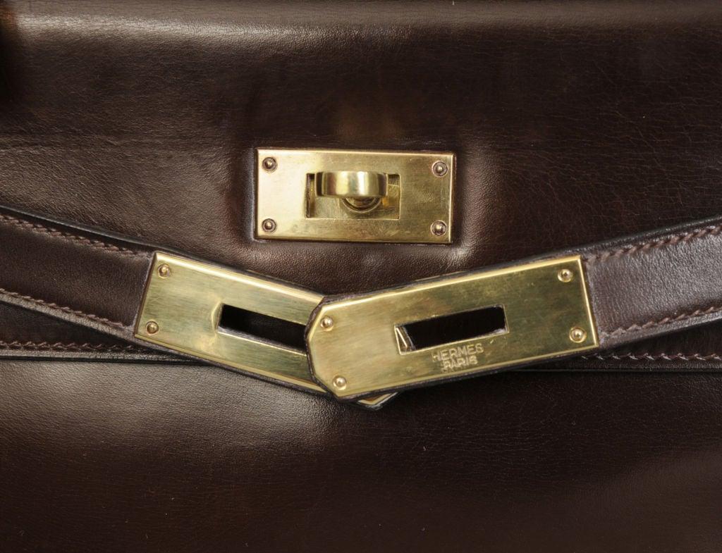 Vintage Hermes Kelly Bag 3