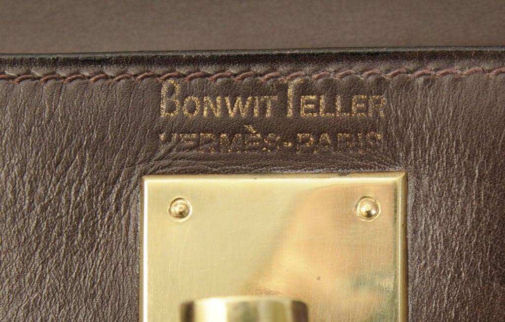 Vintage Hermes Kelly Bag 4