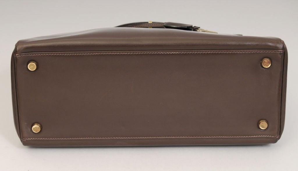 Vintage Hermes Kelly Bag 7