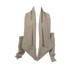 Joseph Tricot Scarf & Glove Set