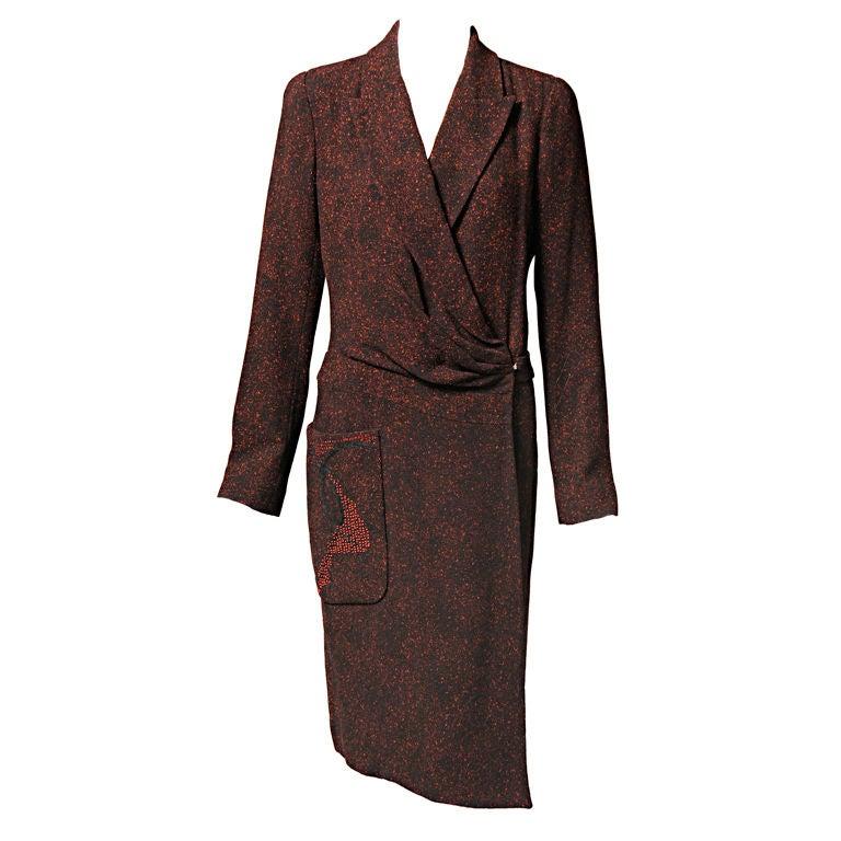 Christian Lacroix Beaded Coat