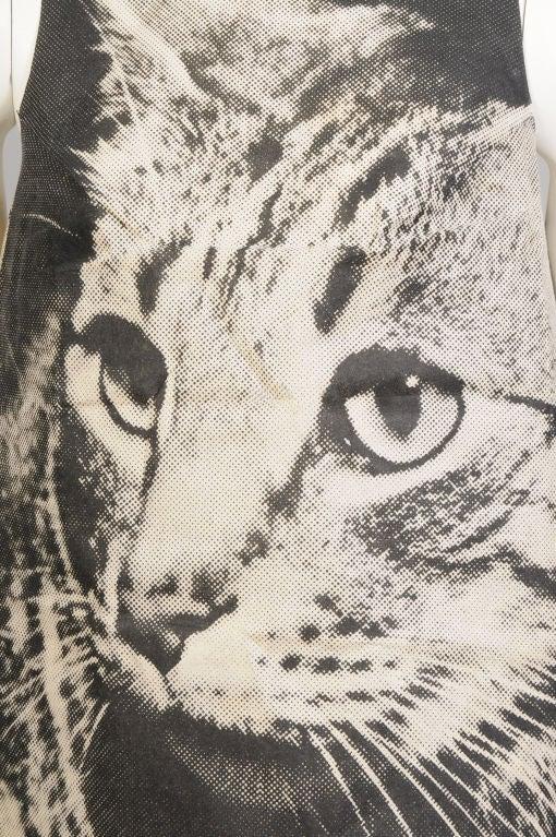 London Series Poster Dress, The Cat 4