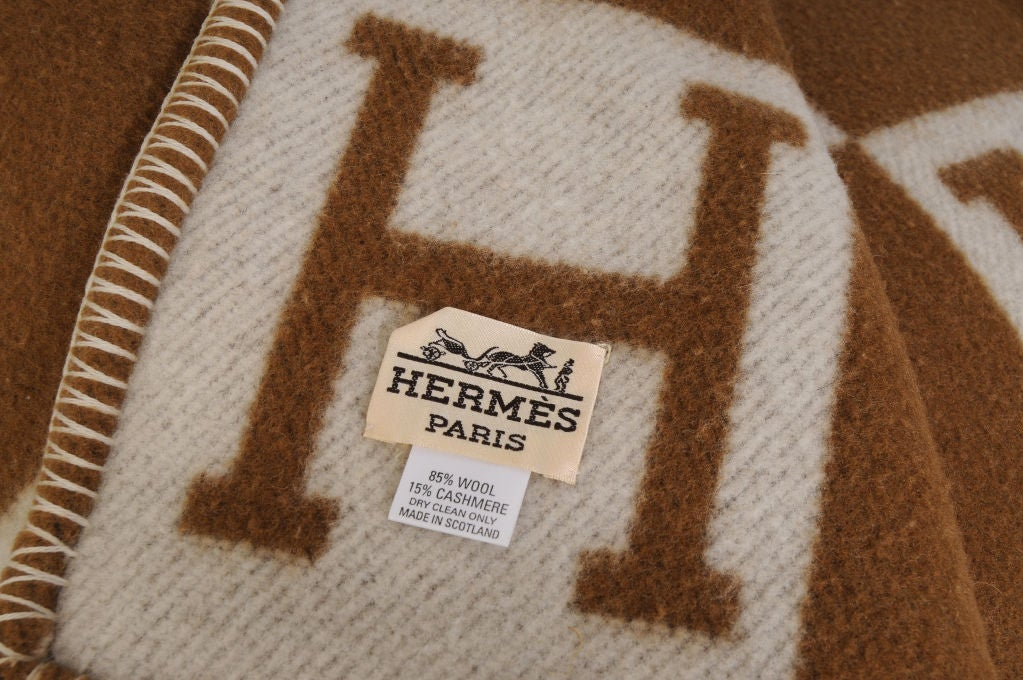 Hermes Blanket At 1stdibs