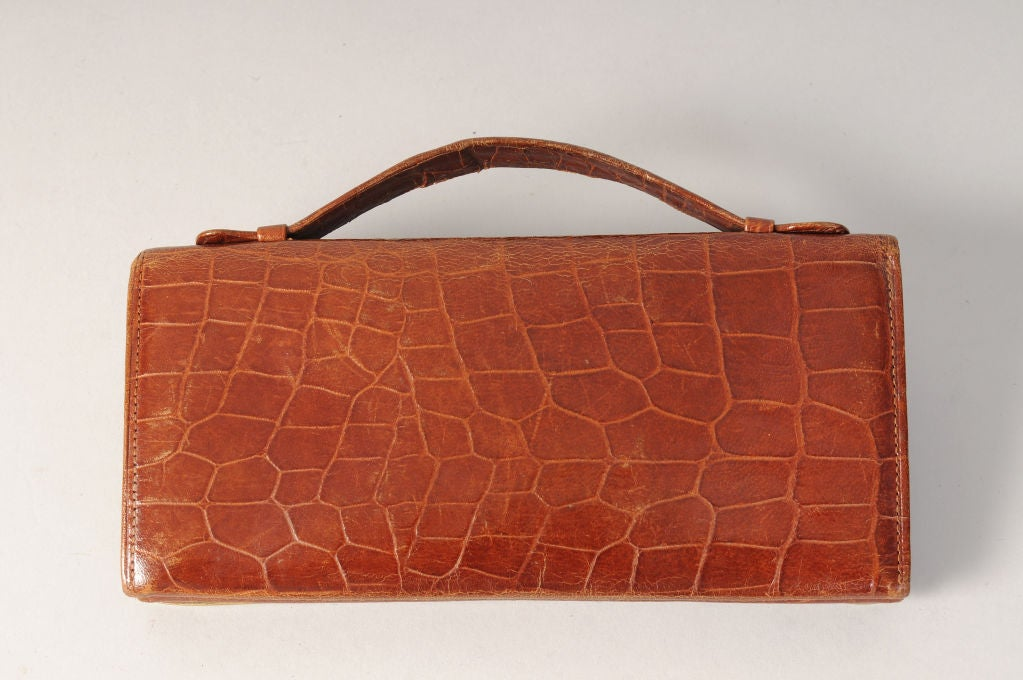 Tortoise and Alligator Clutch 1