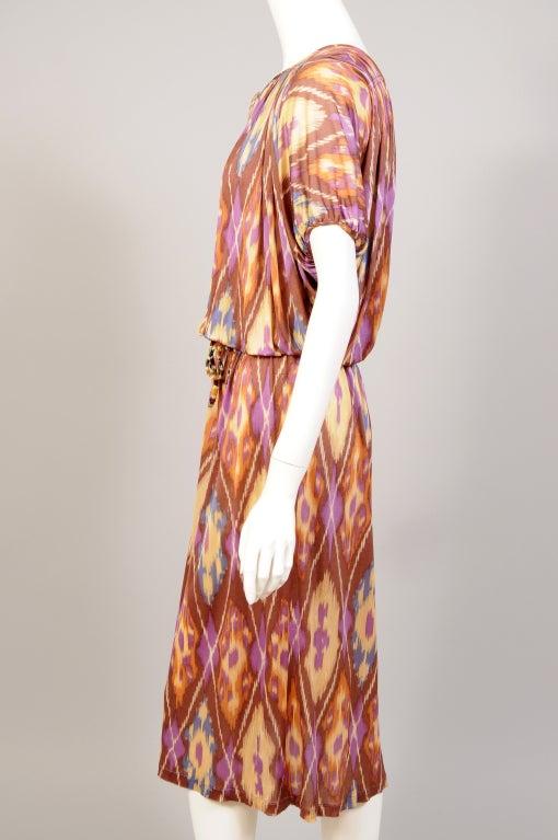 Missoni Ikat Print Dress image 5