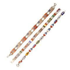 Nautical Flag Bracelets