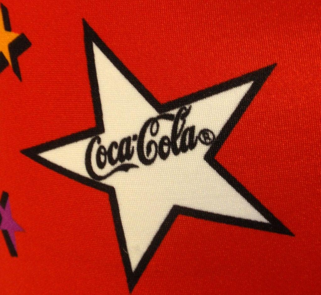 Vintage Classic Coca-Cola Bathing Suit, Circa 1986 9