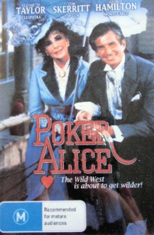"Nolan Miller ""Poker Alice"" Costume, worn by Elizabeth Taylor 2"
