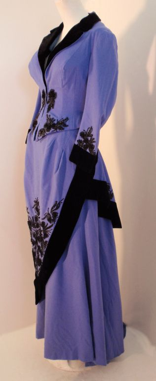 "Nolan Miller ""Poker Alice"" Costume, worn by Elizabeth Taylor 5"