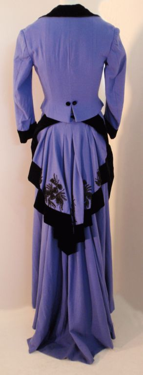 "Nolan Miller ""Poker Alice"" Costume, worn by Elizabeth Taylor 7"