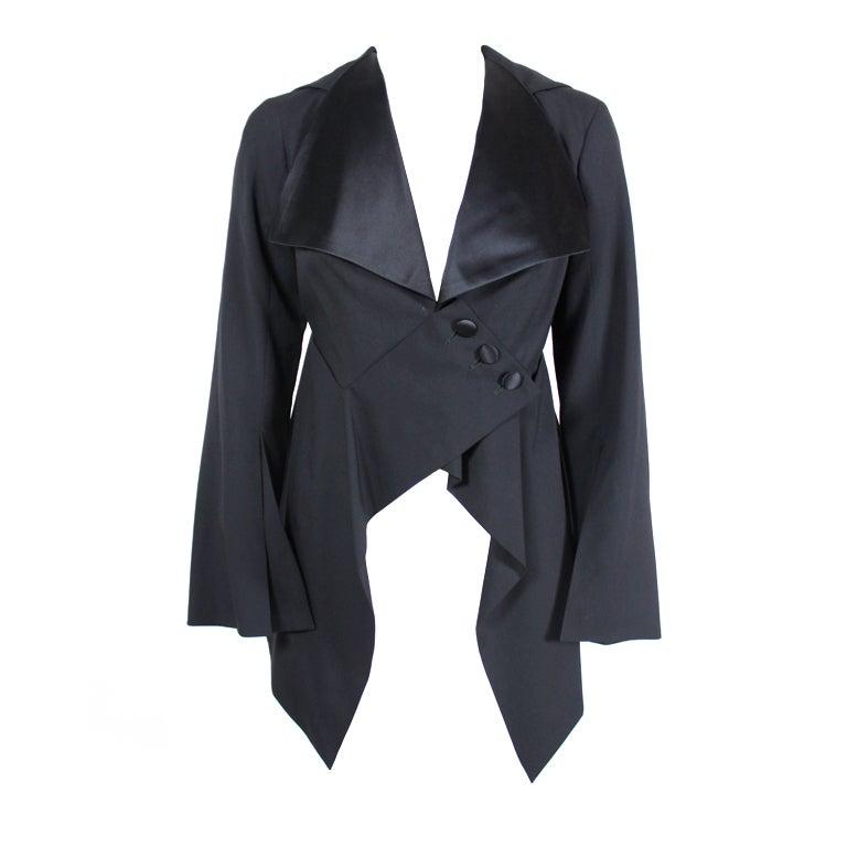 Vivienne Westwood Wool Equestrian Jacket 1