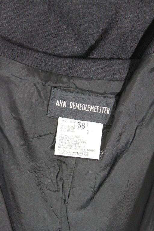 Ann Demeulemeester Wrap Vest 6
