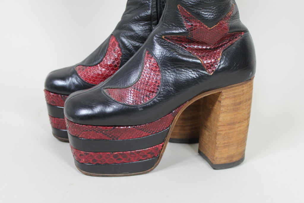 David Bowie Shoes For Sale