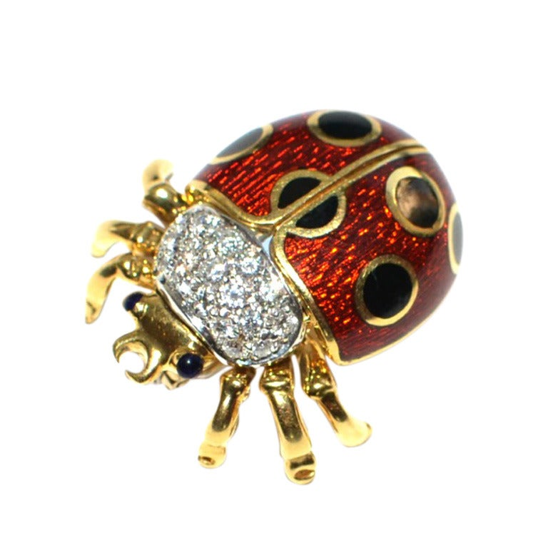 Ten Beautiful Bejeweled Bugs on Beautiful Now BeautifulNow