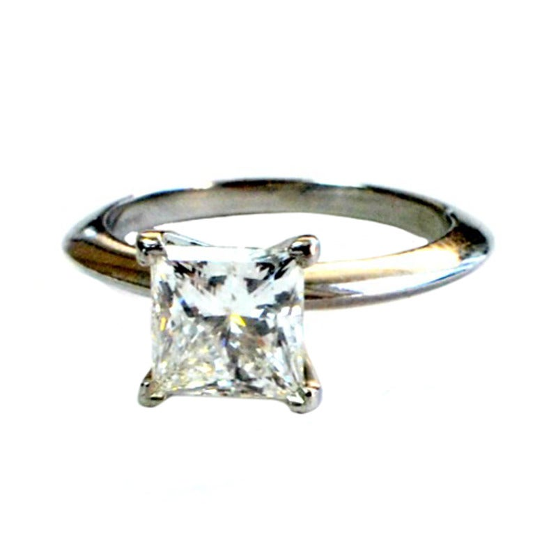 What Is Princess Cut Diamond Engagement Rings