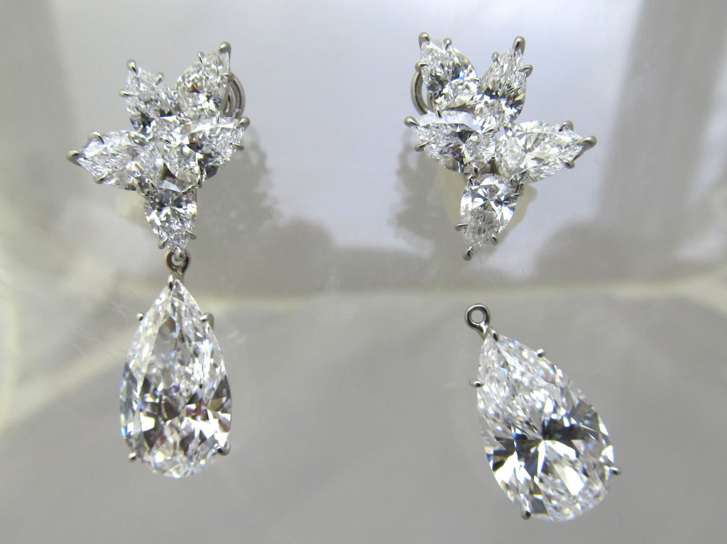 Magnificent Diamond earrings 2